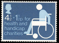 1975 Health and Handicap Funds unmounted mint.
