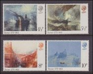 1975 Birth Bicentenary of J. M. W. Turner unmounted mint.
