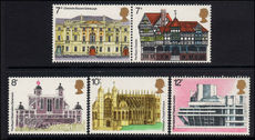 1975 European Architectural Heritage Year unmounted mint.