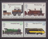 1975 Public Railways unmounted mint.