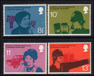 1976 Centenary of Telephone unmounted mint.