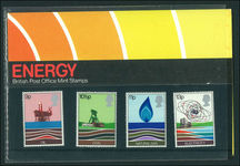 1978 Energy Resources Presentation Pack.