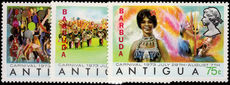 Barbuda 1973 Carnival unmounted mint.