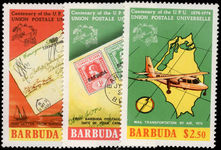 Barbuda 1974 UPU unmounted mint.