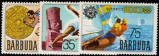 Barbuda 1968 Olympics unmounted mint.