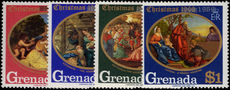 Grenada 1969 Christmas unmounted mint.
