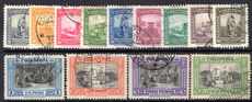 Colombia 1941 Air set fine used.