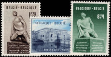 Belgium 1951 Political Prisoners unmounted mint.
