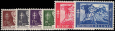 Belgium 1954 Anti-TB unmounted mint.