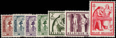 Belgium 1956 Anti-TB unmounted mint.