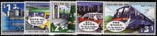 Hong Kong 1999 Public Transport unmounted mint.