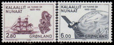 Greenland 1985 Millenary unmounted mint.