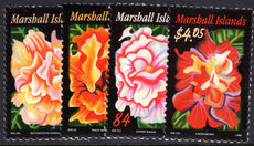 Marshall Islands 2006 Hibiscus unmounted mint.