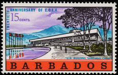 Barbados 1968 Economic Commission unmounted mint.
