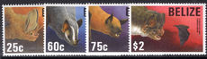Belize 1994 Bats unmounted mint.