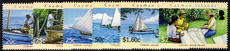 Cayman Islands 2011 Catboats unmounted mint.