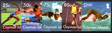 Cayman Islands 2012 Olympics unmounted mint.