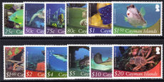 Cayman Islands 2012 Marine Life unmounted mint.