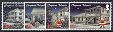 Cayman Islands 2013 Christmas unmounted mint.
