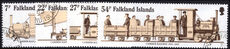 Falkland Islands 1985 Camber Railway fine used.