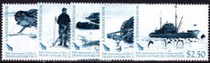 Ross Dependency 2007 Trans-Antarctic Expedition unmounted mint.