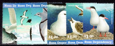 Ross Dependency 1997 Antarctic Seabird without WWF panels unmounted mint.