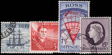 Ross Dependency 1967 set fine used.