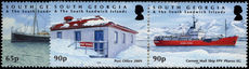 South Georgia 2009 Post Office Centenary unmounted mint.
