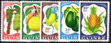 Guinea 1959 Fruits unmounted mint.