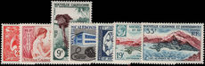 New Caledonia 1960 Postal Centenary unmounted mint.