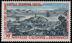 New Caledonia 1966 Port-au-France renamed Noumea fine lightly mounted mint.