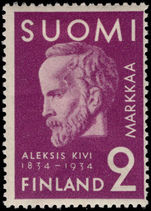 Finland 1934 Kivi lightly mounted mint.