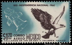 Mexico 1960 Mexican Eagle unmounted mint.