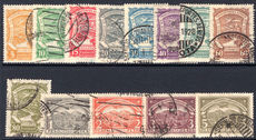 Colombia 1923-28 SCATDA set fine used.