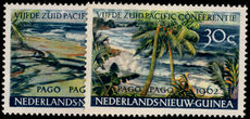 Netherlands New Guinea 1962 Pago Pago Conference unmounted mint.