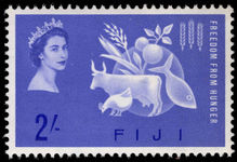Fiji 1963 Freedom From Hunger unmounted mint.