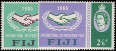 Fiji 1965 ICY unmounted mint.