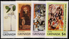 Grenada 1981 Birth Centenary of Picasso unmounted mint.