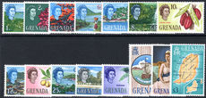Grenada 1966 set unmounted mint.