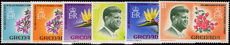 Grenada 1968 J F Kennedy unmounted mint.