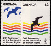 Grenada 1979 Human Rights unmounted mint.