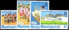 Montserrat 1974 University of West Indies unmounted mint.