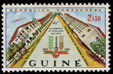 Portuguese Guinea 1966 National Revolution unmounted mint.