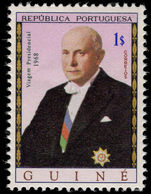 Portuguese Guinea 1968 President Tomas unmounted mint.