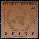 Portuguese Guinea 1973 World Meteorological Organisation unmounted mint.