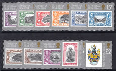 St Helena 1984 150th anniversary set unmounted mint.