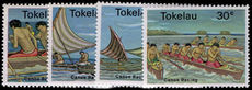 Tokelau 1978 Canoe Racing unmounted mint.