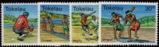 Tokelau 1979 Local Sports unmounted mint.