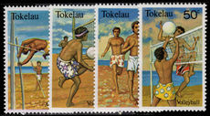 Tokelau 1981 Sports unmounted mint.