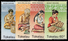 Tokelau 1982 Handicrafts unmounted mint.